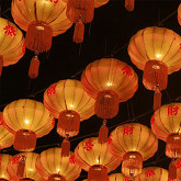 Image of Chinese lanterns