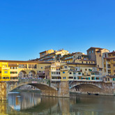Image of the Ponte Vecchio in Florence, Italy