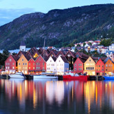 Image of Bergen City, Norway