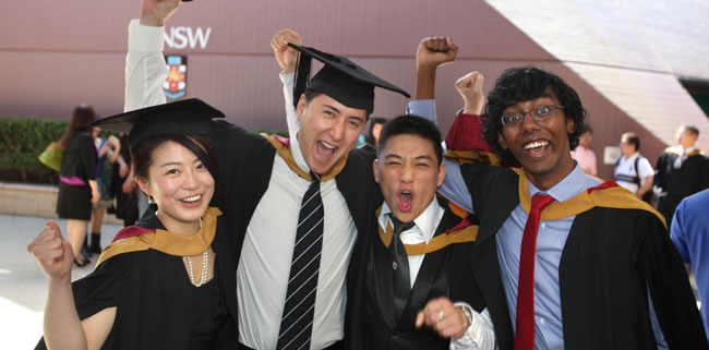 UNSW Foundation Studies Scholarships