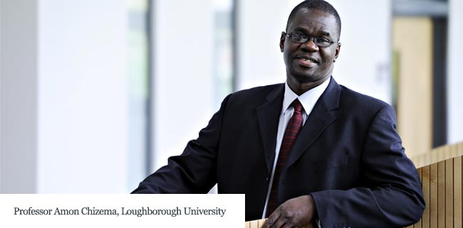 Professor Amon Chizema, Loughborough University