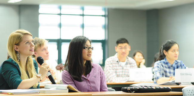 Study a top UK masters in China at The University of Nottingham in China