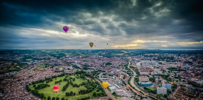 The benefits of studying in Bristol - the first Green Capital in the UK