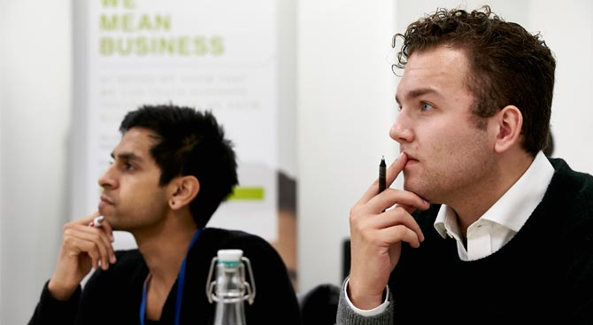 Business School: the best place to start your own business