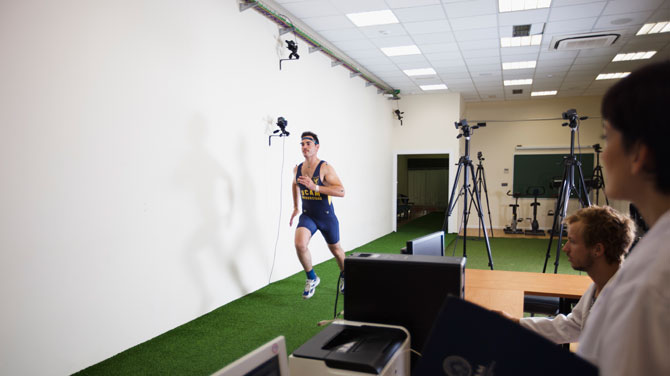 UCAM Master's in High Performance Sport: Strength and Conditioning