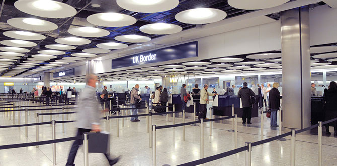 UK Border Force Top Tips for First Time Student Arrivals