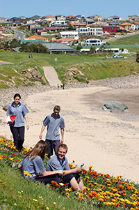 A Hallett Cove School fieldtrip