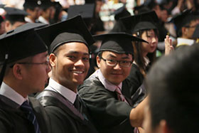 UK degree from the University of Liverpool