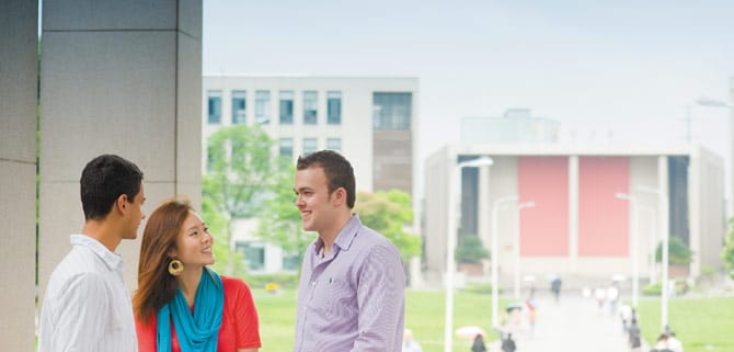 Get a UK Masters degree from China