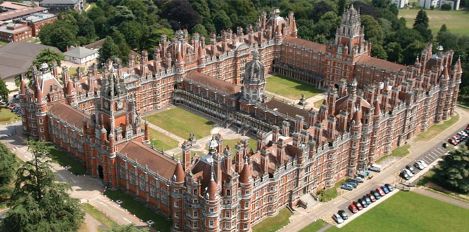Guaranteed Progression to Royal Holloway with ONCAMPUS London