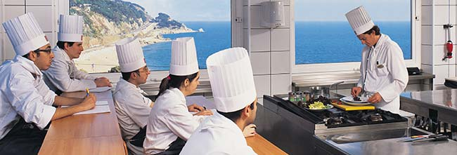 Master in Culinary Arts and Kitchen Management