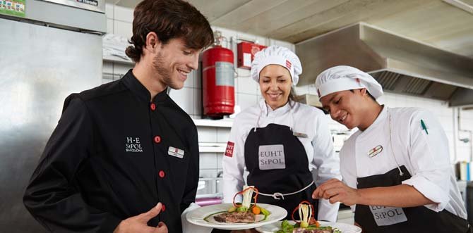 First Master in Culinary Arts taught in English Launched in Spain