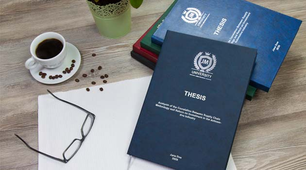 Printing and Binding a Thesis: Your Ultimate Guide